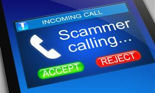 Phone Scams to Avoid