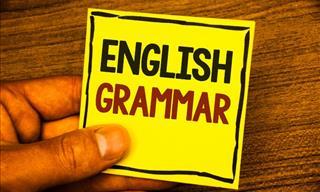 Ready For a Tricky Grammar Quiz?