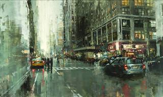 Oil Paintings by Jeremy Mann
