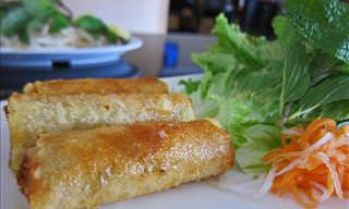 RECIPE: Vietnamese Fried Spring Rolls