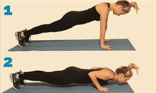 Get in Shape with Just 12 Easy Exercises