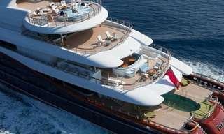 Nirvana: A Legendary Yacht