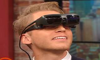 This Man Was Legally Blind, But Now He Can See