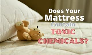 How To Tell If a Mattress Contains Toxic Chemicals