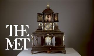 This 17th-Century Musical Clock Is a True Marvel!