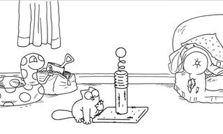 Simon's Cat: Scratch Post