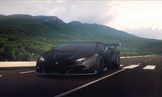 Meet the Bulgarian Batmobile