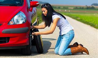 The Dos and Dont's of Changing Your Tire
