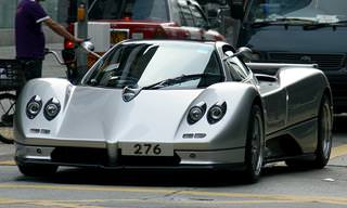 The Pagani Zonda - a Modern Supercar Icon