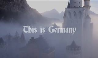 WATCH: It's Time to Be Staggered by Germany's Beauty