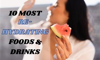 What To Eat and Drink When You Are Dehydrated