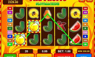 Play the Fruit Slots