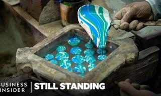 This Egyptian Tile Maker Is One of the Last In His Trade