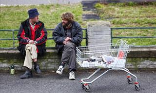 Joke: An Act of Kindness to a Homeless Man