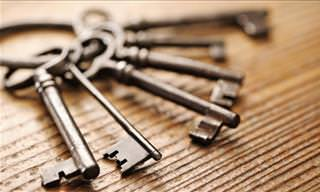 Choose a Key and See What it Say About You