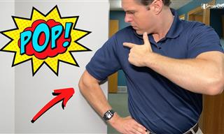 Shoulder Pain Relief in Less Than a Minute is Possible!