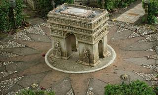 Gerard Brion's Incredible Miniature Paris