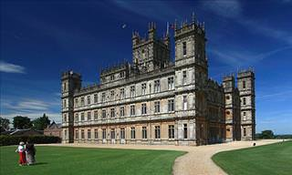 The Real-Life Downton Abbey Revealed