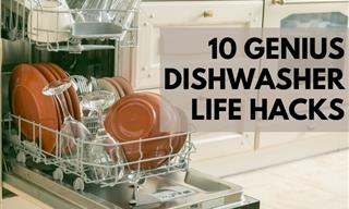 10 Little-Known Uses For Your Dishwasher