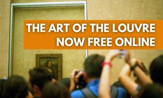 The Louvre's Art: 480,000 Pieces Freely Available Online
