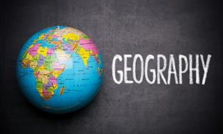 Geography Quiz: Care to Prove Your Worldliness?