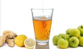 The Four-Ingredient Detox Drink