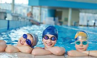 Tips to Keep Kids Infection-Free When Swimming