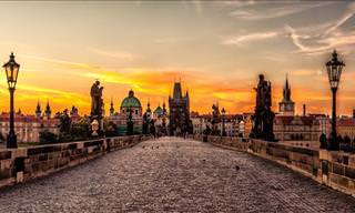 Prague! A Beautiful City