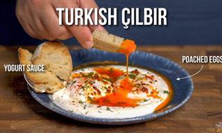 Turkish Çılbır Is an Absolute Delight For Egg Lovers!