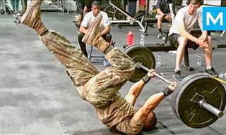 How the Fittest Soldier in the World Works Out