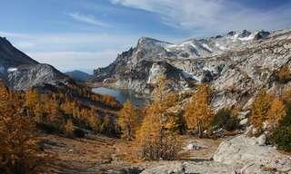 The Gorgeous Views of the Alpine Lakes!