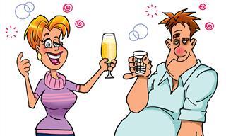 Joke: Drinking for the Family