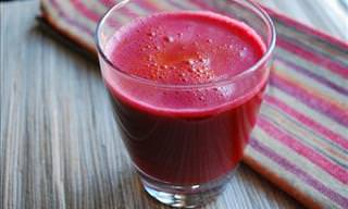 Three-Ingredient Apple, Carrot and Beet Superjuice