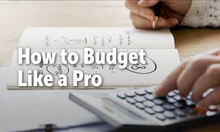 Here's How to Budget Like a Pro