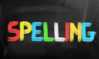 English QUIZ: Can You Spell the Partial Word?