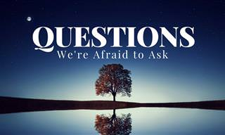 Questions That We Must Always Ask Ourselves!