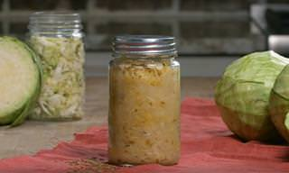 Fight Fat and Inflammation with This Sauerkraut Recipe