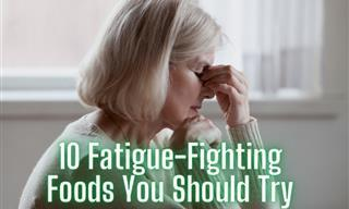 10 Energizing, Fatigue Fighting Super Foods