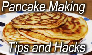 Kitchen Tips: Make the Perfect Pancakes