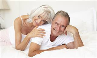 Lovemaking Positions That Are Suitable For All Ages!
