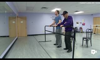 You're Never Too Old to Tap Dance!
