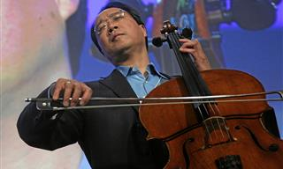 24 Outstanding Performances by Cellist Yo-Yo Ma