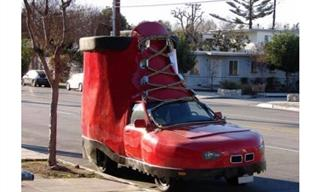 """""""Why Did You Do That To Your Car?"""" - Funny Car Designs"""