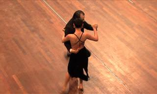 This is What REAL Tango Looks Like People!