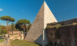 8 Beautiful Pyramids That Are Scattered Across the Globe