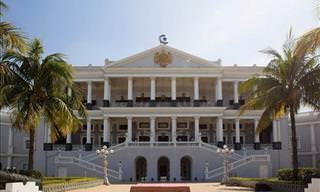 Taj Falaknuma Palace Is Such a Magnificent Place