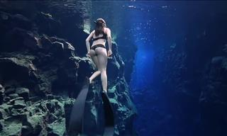 Leap Into the Ocean With this Freediving Compilation
