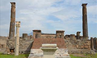 10 Things You Have to See in the Ruins of Pompeii