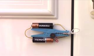 How to Make a Simple and Cheap Door Alarm!