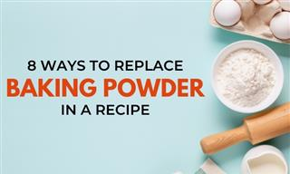 Ran Out of Baking Powder? 8 Easy Substitutes